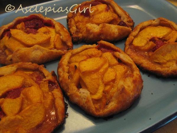 Raspberry Crostada Recipe — Dishmaps
