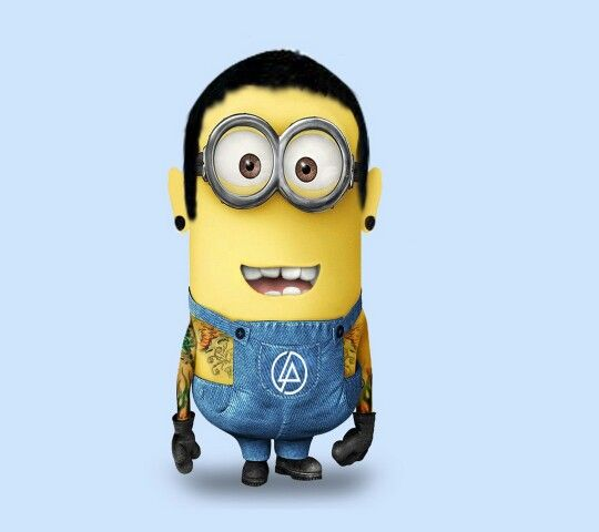 Tatted up minion | Bad...