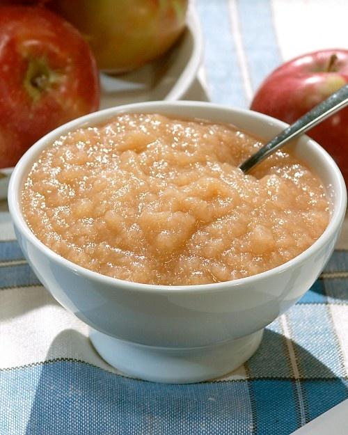 Cinnamon Applesauce - Martha Stewart Recipes