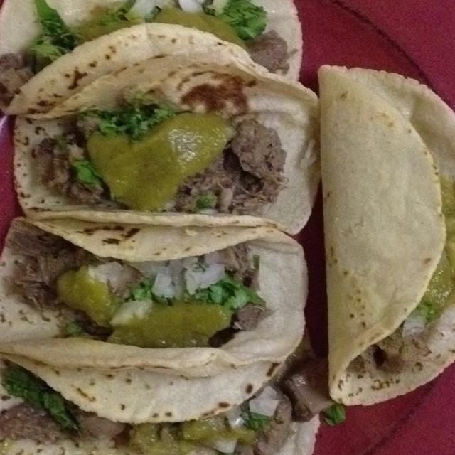 de tacos de barbacoa de lengua de tacos recipe receta de tacos de ...