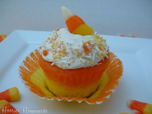 Homemade Candy Corn - it's easier than you think