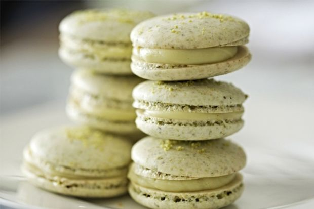 Learn how to make 4 different delicious #macaron recipes.