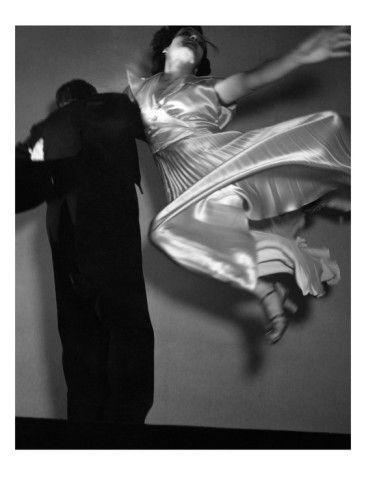 Vanity Fair - February 1936 Premium Photographic Print