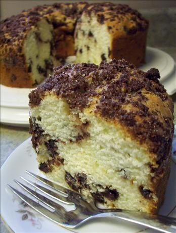 Chocolate Sour Cream Coffee Cake Recipe - Food.com - 25906