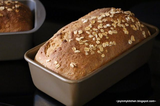 ... Oatmeal Buttermilk Bread - my new go-to bread! So easy, and delicious