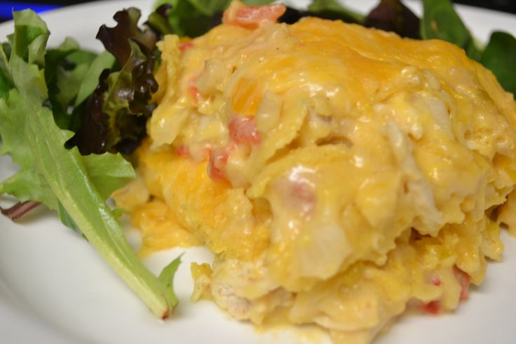 Texas Gold--King Ranch Chicken | Poultry Dishes | Pinterest