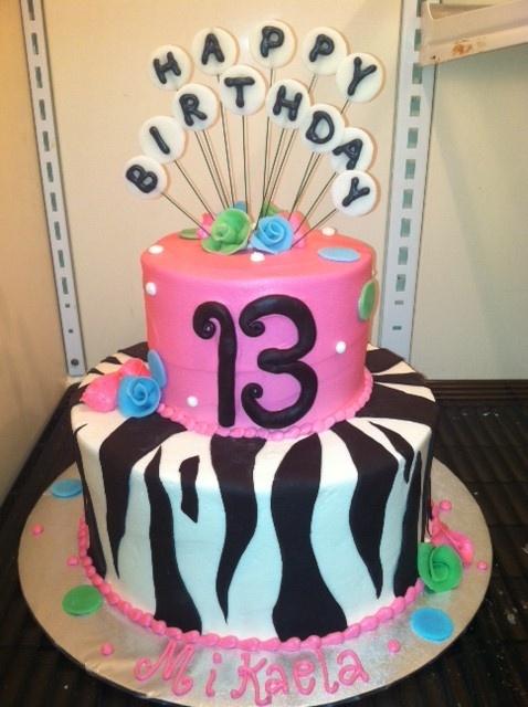 Happy Birthday Julie Cake Ideas