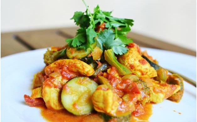 west-african-chicken | Food | Pinterest