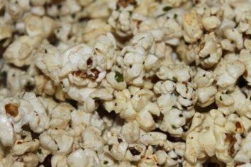 Brown butter Sage popcorn | Yum!! | Pinterest