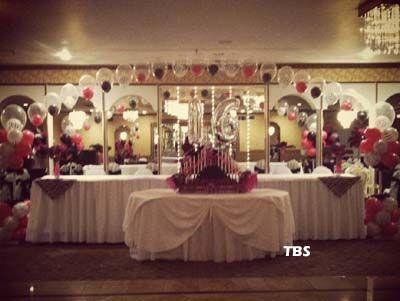 Sweet 16 cinderella party ideas long island new york party store junglespirit Choice Image