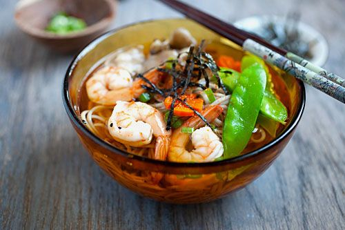 Picture 4309 « 15-Minute Soba Noodle Soup | Easy Asian Recipes at ...