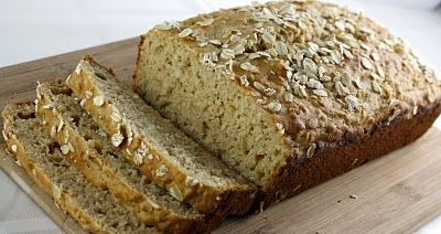 Honey Oat Quick Bread - made this last night, it is very good!