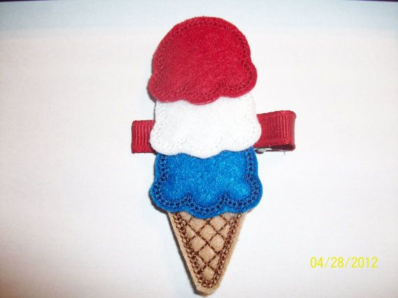 4th july ice cream recipes