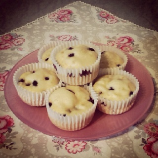 Blueberry Donut Muffins | Cupcakes | Pinterest