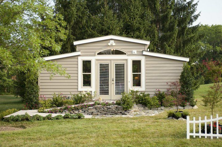Medcottage granny pods pinterest for Mother in law pods