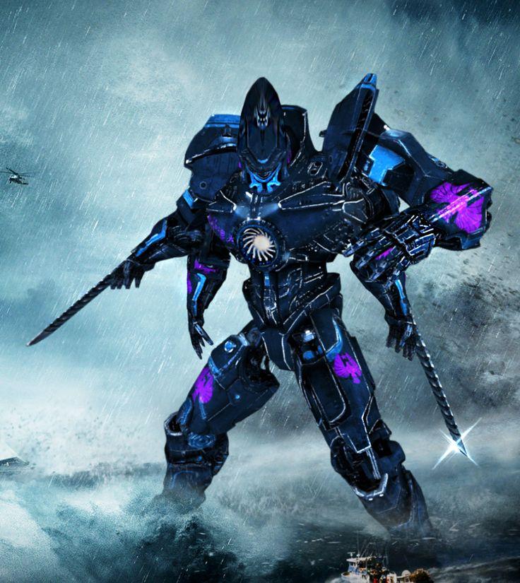 Pacific Rim Jaeger | E...