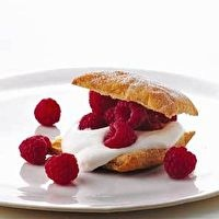 Raspberry Sort Of A Syllalub Recipes — Dishmaps