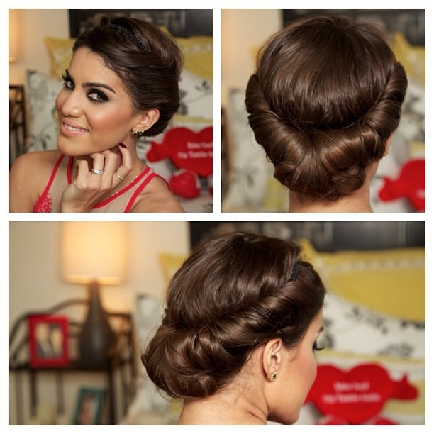 Hairstyle Youtube Tutorial : Hairstyle tutorial youtube Hair Pinterest