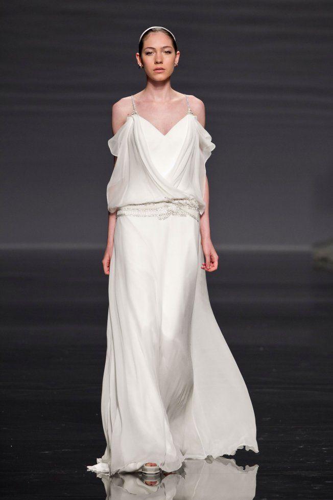 Robes de mariée taille empire, la tendance 2014