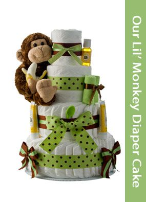 Diaper Cakes For Boys | Find the Largest Varieties Of Unique Diaper Cakes for Baby Showers