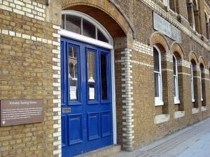 Kirkaldy Testing Museum in London