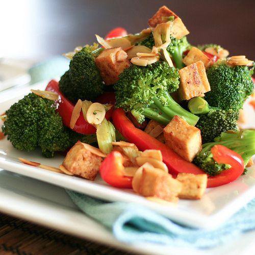 Broccoli and Tofu Stir Fry | Good Beef and Pork Eats | Pinterest