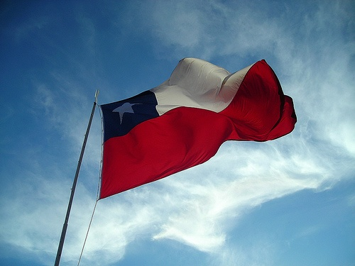 what is the chile flag