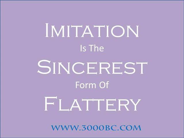 Imitation | Quotes | Pinterest