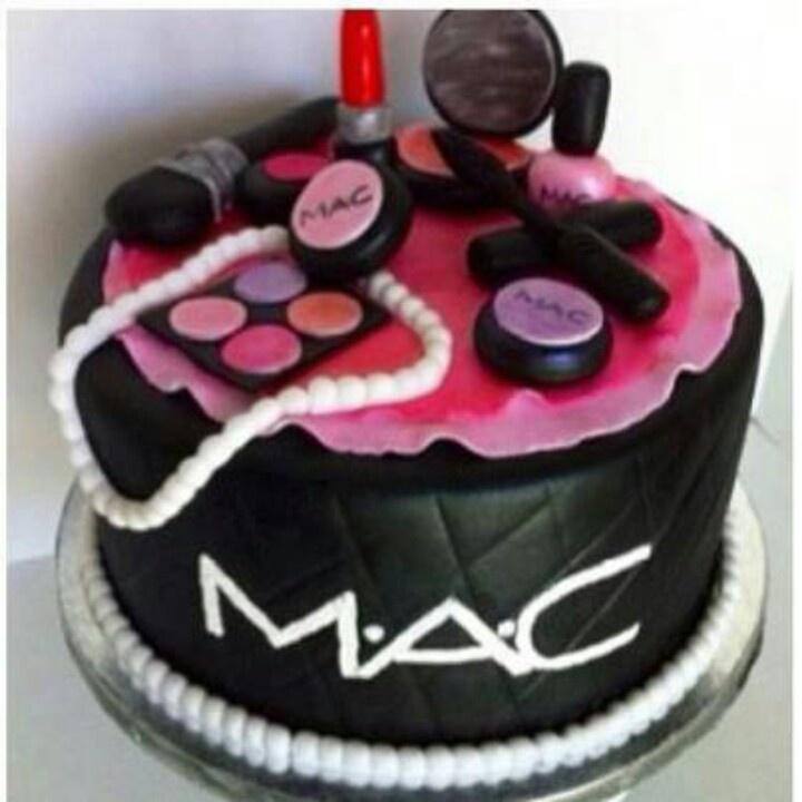 Mac birthday cake | Love