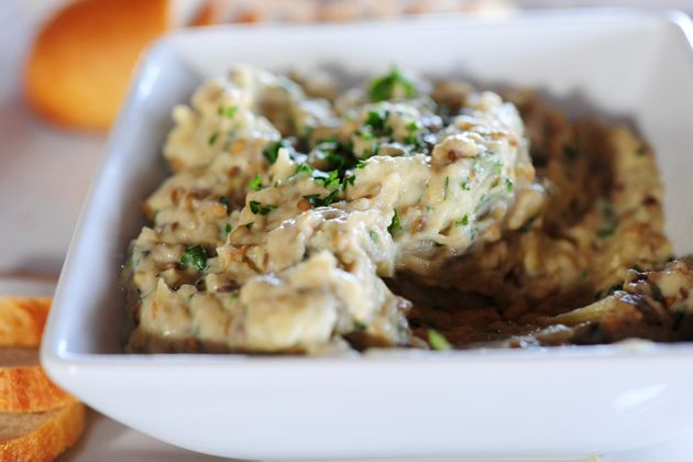 Baba Ghanoush, Baby | Recipe