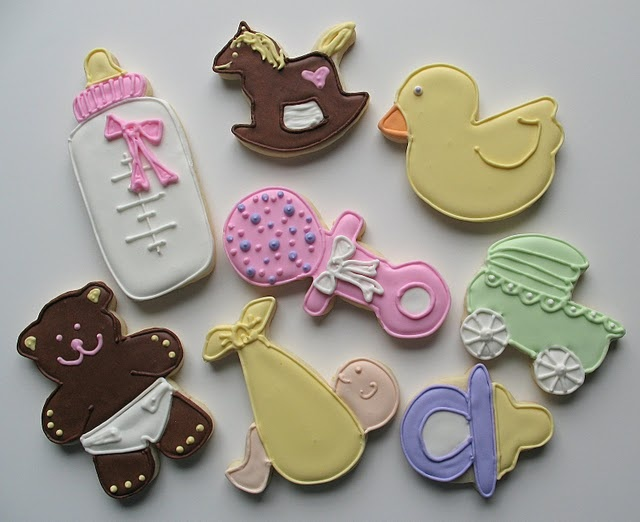 sugar cookie favor ideas