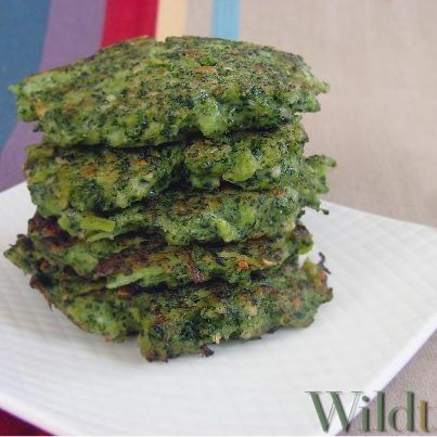 Broccoli Parmesan Fritters! Click the link below and start cookin ...