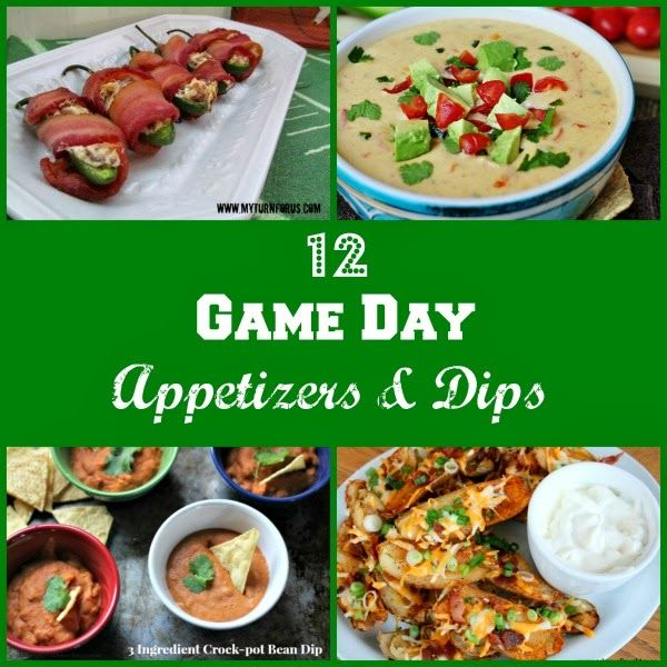 super bowl hot dips and appetizers