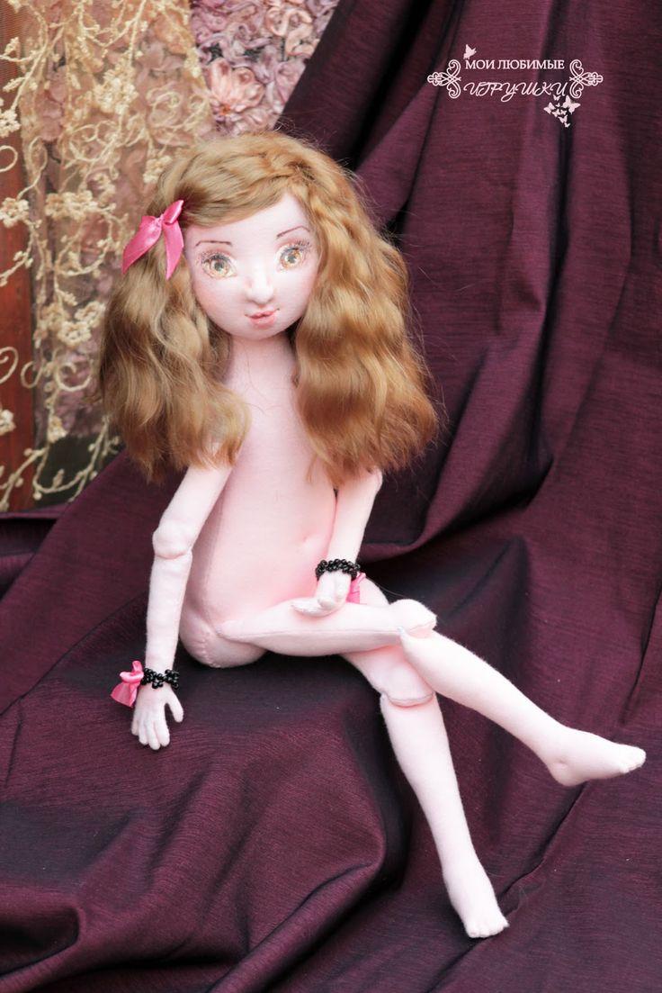 Мои любимые игрушки. Авторские текстильные куклы Анны Балябиной: Инфанта Изабелла. Конкурс