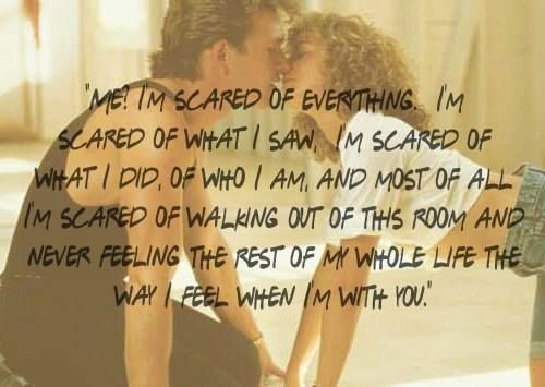 dirty dancing quote live laugh love pinterest