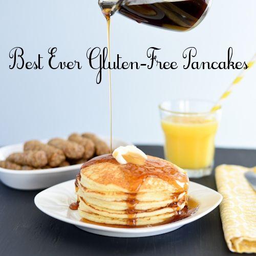 Amazing Gluten-Free Pancake Recipe.   Gluten Free   Pinterest