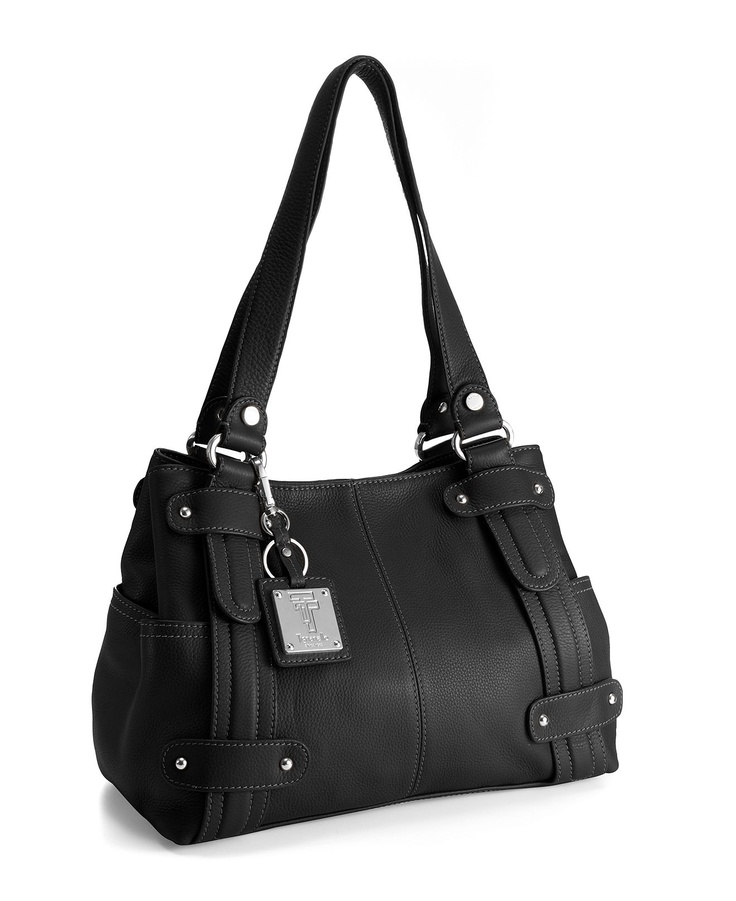 Tignanello handbag. Have this one and a purple one. Love this brand!