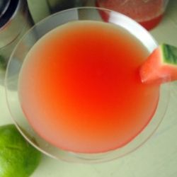 watermelon martini | Drinks | Pinterest