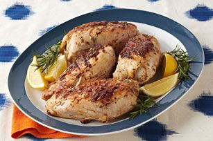 Tuscan Grilled Chicken Under a Brick (uses lemon, Extra Virgin Olive ...