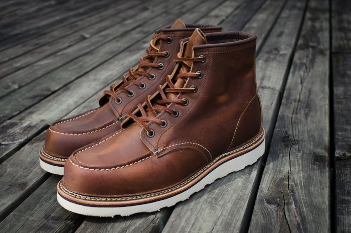 Brand Spotlight] Red Wing Shoes : goodyearwelt