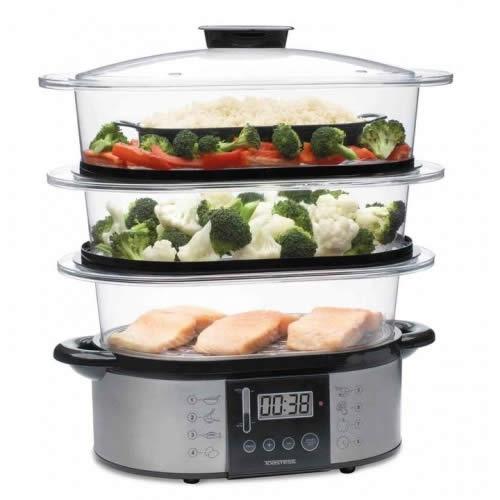 Vegetable Steamers Walmart ~ Toastess tier vegetable steamer wish list pinterest