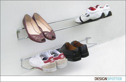 From Hemal Patel (United Kingdom): Wired Shoe Rack