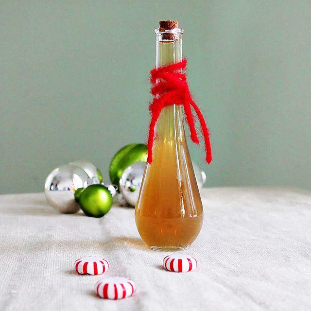 homemade creme de menthe | Homemade Gifts | Pinterest