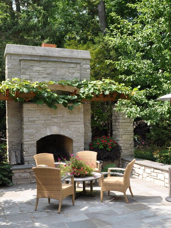 Fireplaces Design, Pictures, Remodel, Decor and Ideas - page 15
