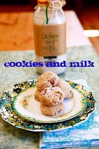 Soft Vegan Ginger Cookies