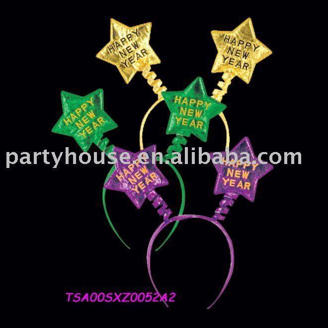 happy new years decorations