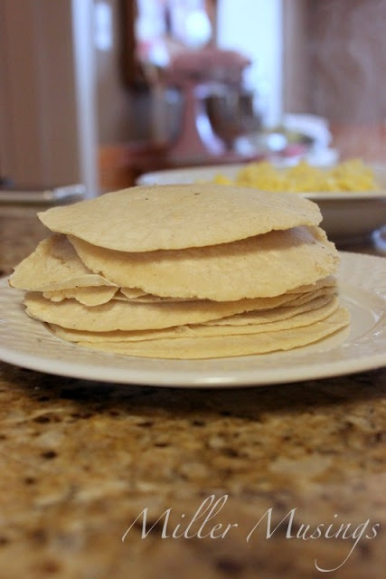 Homemade Corn Tortillas | i want to try... | Pinterest
