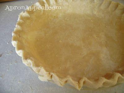 Basic Pie Crust | Recipes :: Desserts | Pinterest