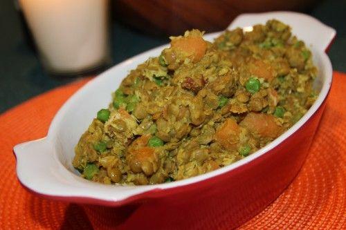 curry lentils | Recipes - Vegetarian | Pinterest