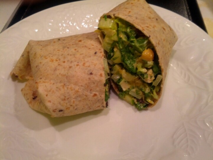 Curry chicken wrap...Giada DeLaurentis | Favorite Chef ..Cooks and fo ...